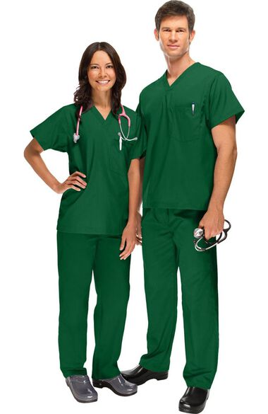 Unisex Scrub Set, , large