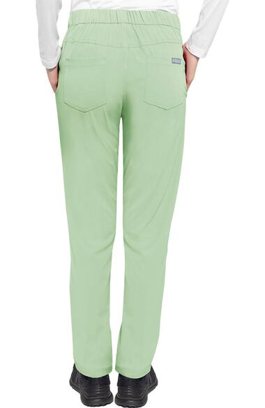 Clearance Women's Fitted Trouser Scrub Pant, , large