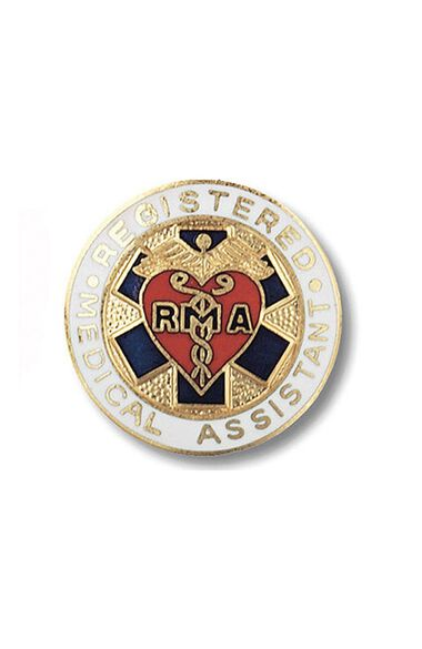 Medical Assistant, Registered - RMA Pin, , large