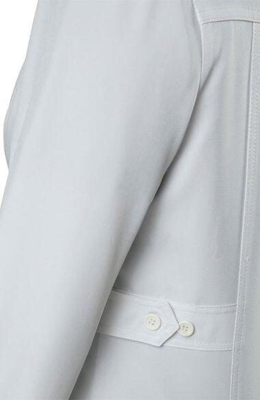 Women's Two Way Zipper Labcoat, , large