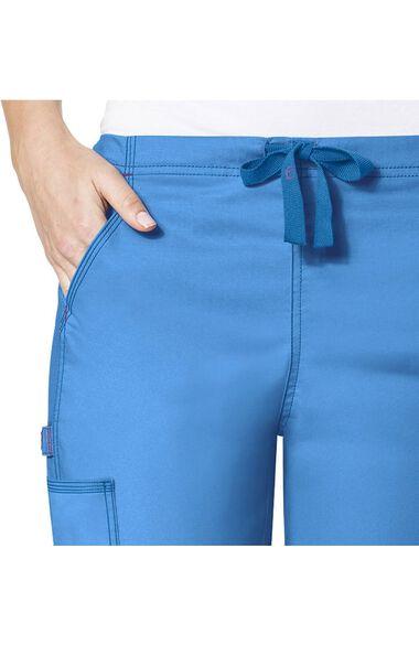 Women's Grace Flare Leg Scrub Pant, , large
