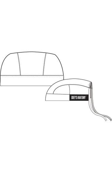 Grey's Anatomy Classic Unisex Giving Solid Scrub Cap, , large