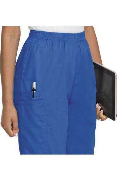 Women's Cargo Scrub Pant, , large