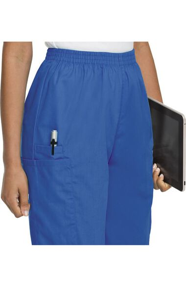 Clearance Women's Cargo Scrub Pant, , large
