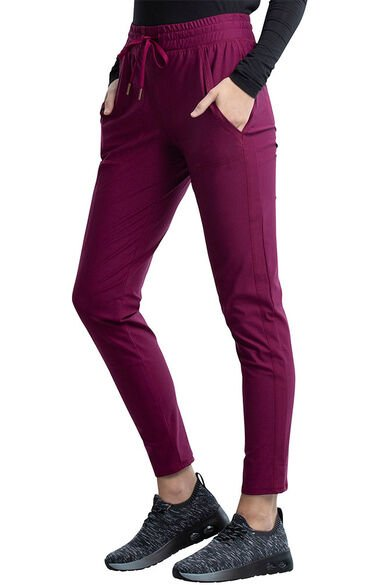 Women's Tapered Leg Scrub Pant, , large