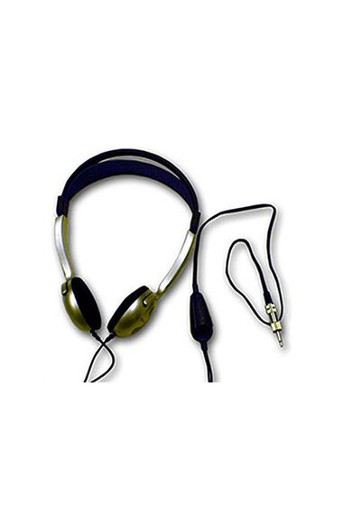 Extra Headphones For The E-Scope II Electronic Amplified Stethoscope, , large