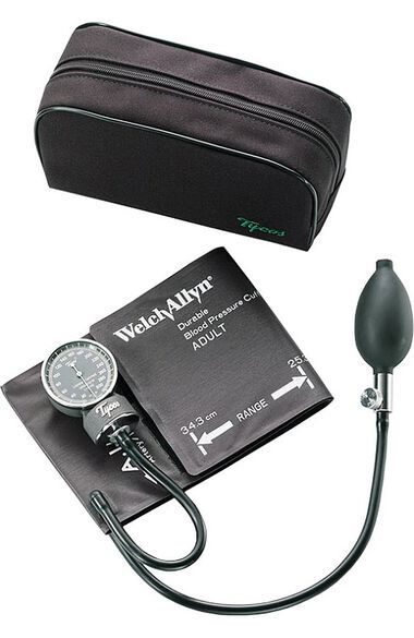 Tycos Large Adult Size Classic Blood Pressure Monitor 5090-41 CB, , large