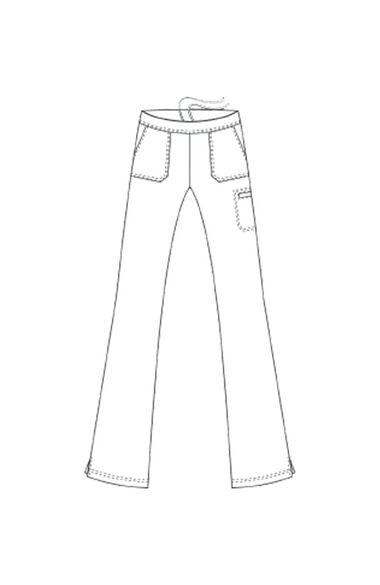 Clearance Women's Taylor Straight Leg Scrub Pant, , large