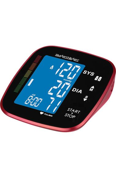 Smartheart Automatic Wide Range Cuff Arm Blood Pressure Monitor, , large
