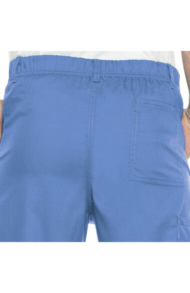 Men's Utility Drawstring Cargo Scrub Pant, , large