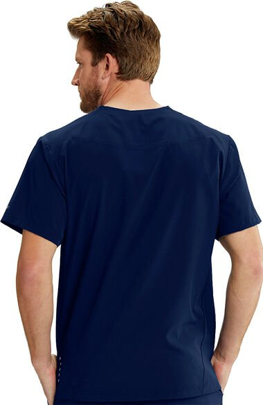 Men's Vortex Solid Scrub Top, , large