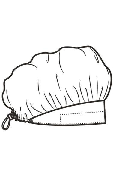 Women's Bouffant Solid Scrub Cap, , large