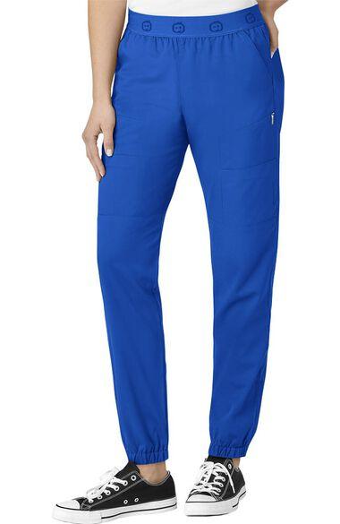 Women's Slim Jogger Scrub Pant, , large