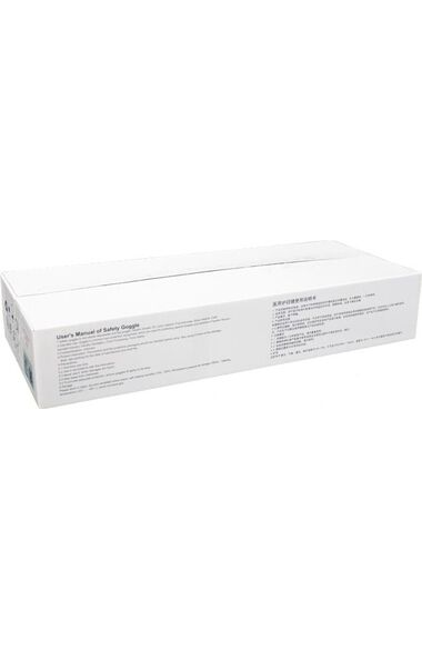 Protective Disposable Goggles Bag of 10, , large