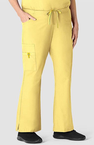 Clearance Women's Romeo Classic Rise Slim Scrub Pant, , large