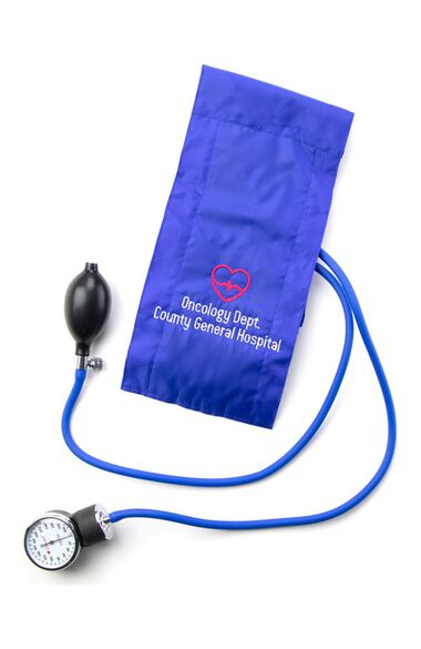 Standard Blood Pressure Aneroid with Adult Cuff, , large