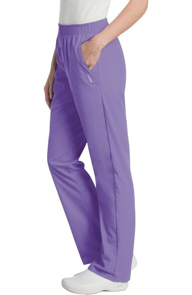 Women's Classic Relaxed Fit Scrub Pant, , large