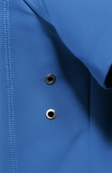 Men's Steven V-Neck Solid Scrub Top, , large