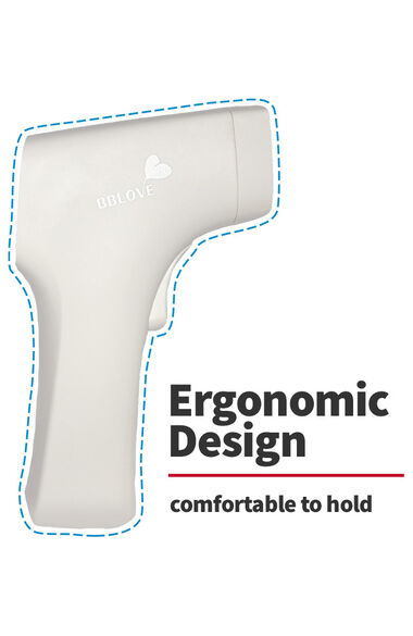 Infrared Thermometer, , large