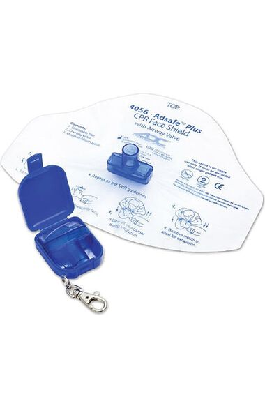 Adsafe Plus CPR Face Shield with Keychain, , large