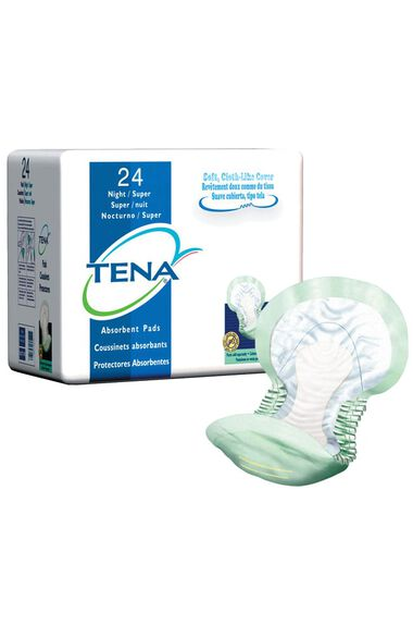 Clearance TENA Super Absorbency Night Pad 24 Pack, , large
