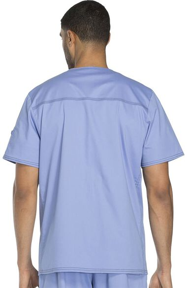 Men's Youtility V-Neck Scrub Top, , large