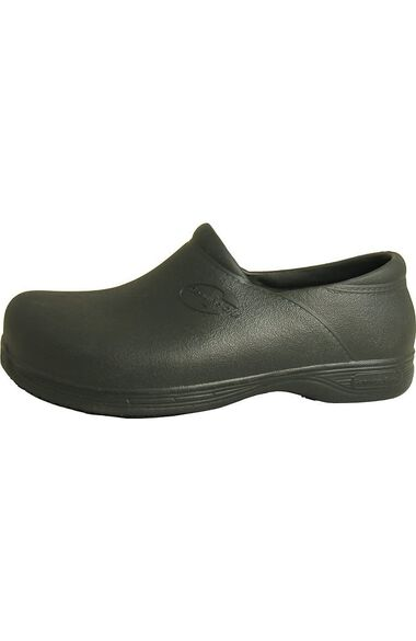 Clearance Women's Black Injection Clog, , large