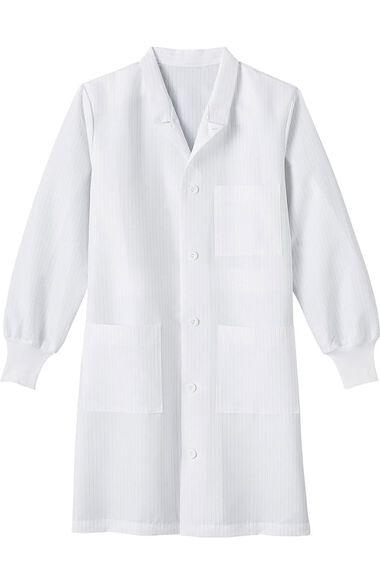 """Unisex Fluid Resistant 40"""" Lab Coat, , large"""