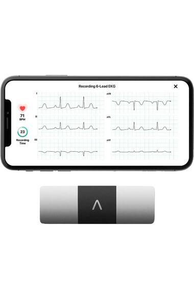 KardiaMobile 6-Lead Wireless EKG, , large