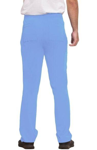 Men's Ryan Zip Fly Slim Scrub Pant, , large