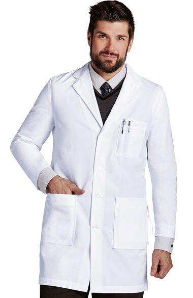 """Men's 37"""" Lab Coat, , large"""