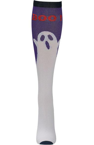 Women's 8-12 mmHg Print Support Sock, , large