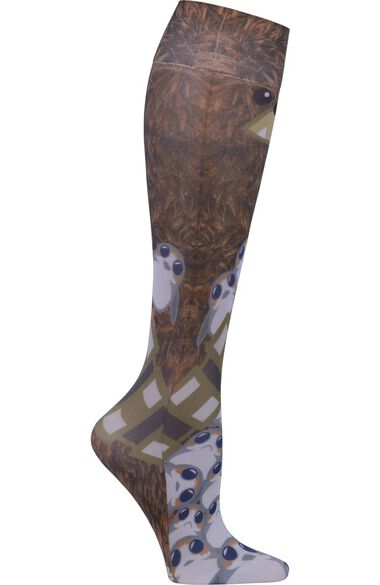 8-15 Mmhg A-Porg-Able Print Compression Sock, , large