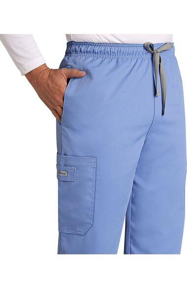 Grey's Anatomy Classic Men's 6 Pocket Cargo Pant, , large