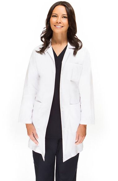 "Women's Full Length 38"" Lab Coat, , large"