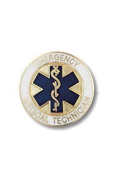 Emergency Medical Technician - EMT (Star Of Life Design) Pin, , large