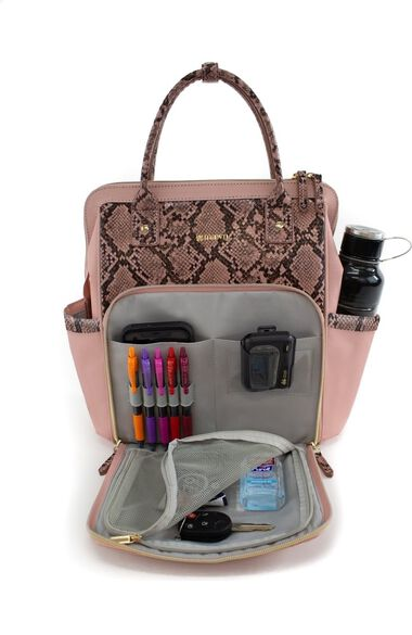 Women's Mini Deluxe Ready Go Clinical Backpack, , large
