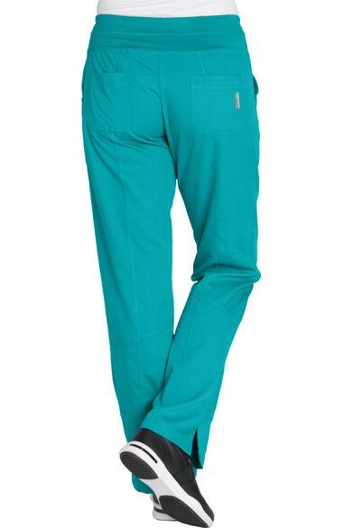 Grey's Anatomy Classic Women's Drawstring Yoga Scrub Pant, , large