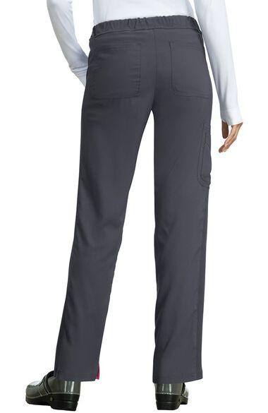 Women's Energy Slim Fit Elastic Waistband Scrub Pant, , large