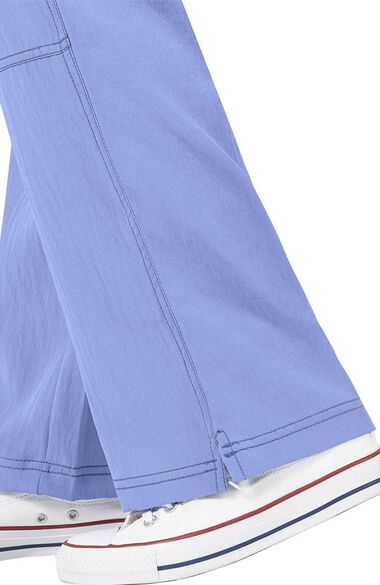 Clearance Four-Stretch by Women's Sporty Cargo Scrub Pant, , large