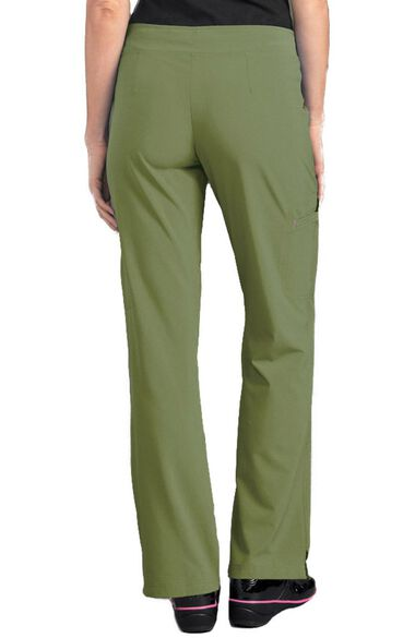 Clearance Women's AMP Cargo Solid Scrub Pant, , large