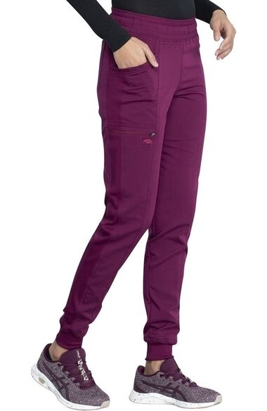 Women's Jogger Solid Scrub Pant, , large