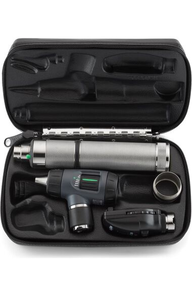 3.5 V Coaxial Diagnostic Set with Diagnostic Otoscope & Convertible Handle 97250-MC, , large