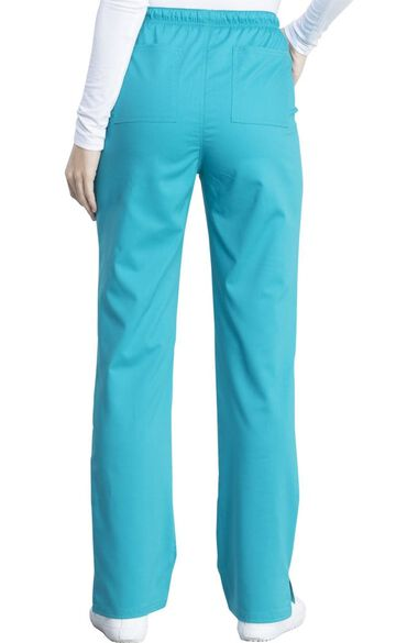 Women's Mid Rise Scrub Pant, , large
