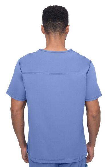 Men's Mason Solid Scrub Top, , large
