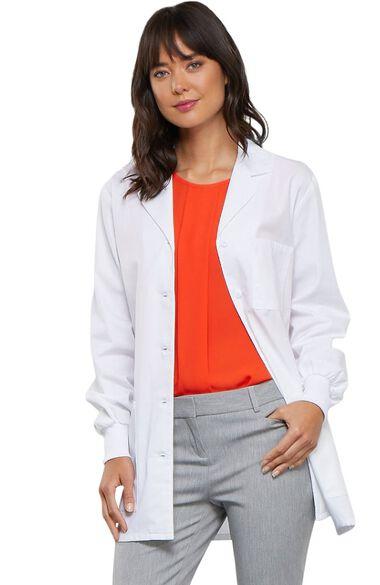 "Women's Knit Cuff 32"" Lab Coat, , large"