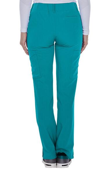 Signature by Grey's Anatomy Women's Olivia Trouser Cargo Scrub Pant, , large