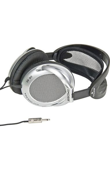 Large Over-Ear Headphones, , large