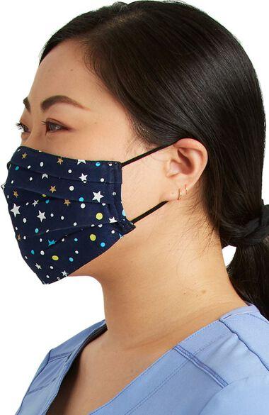 Clearance Women's Reversible Pet Shop Boys & Starlet Print Face Mask, , large