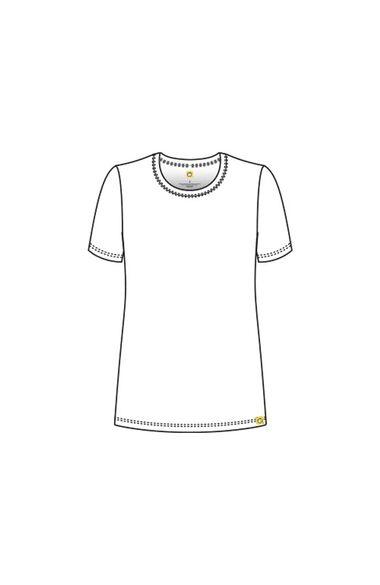 Women's Silky Short Sleeve T-Shirt, , large